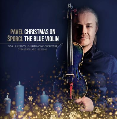 CHRISTMAS ON THE BLUE VIOLIN