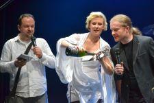 2013 - Divadlo Hybernia, křest unikátního záznamu z koncertu na Letišti Václava Havla