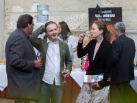 s přáteli - vinařem Stanislavem Mádlem a Jarmilou Ludvíkovou