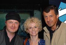 S manažerkou Janou Dioszegi a Ing. Oldřichem Vlasákem