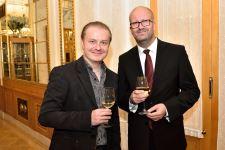 s Ing. Danielem Sobotkou, ředitelem Symfonického orchestru hl. m. Prahy FOK